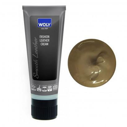 Woly Fashion Leather Cream Dark Beige 75ml