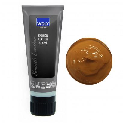 Woly Fashion Leather Cream Tan Brandy 75ml