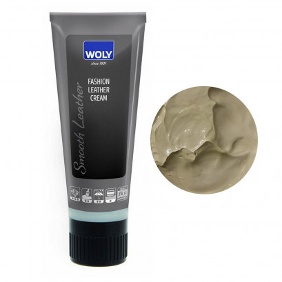 Woly Fashion Leather Cream Beige Light 75ml
