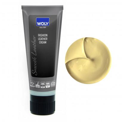 Woly Fashion Leather Cream Shell 75ml