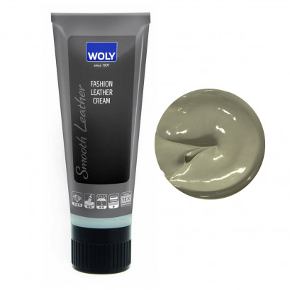 Woly Fashion Leather Cream Taupe 75ml