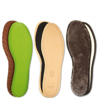 644 Insoles & Grips