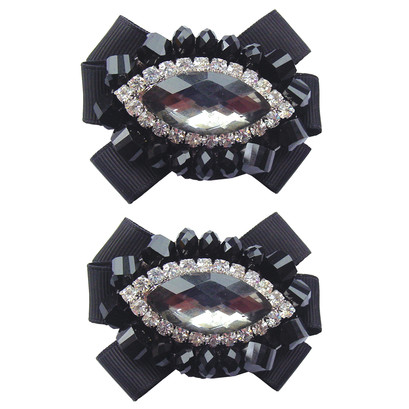 Shoe Clips Chelsea Black