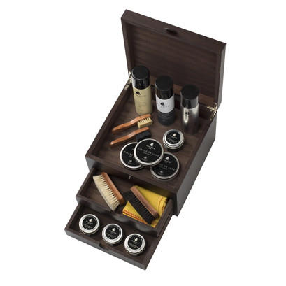 Famaco Shoe Care Kit Grand Cube