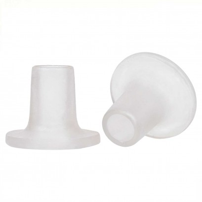 Clean Heels Heel Stoppers (clear) Small 1 Pair Loose