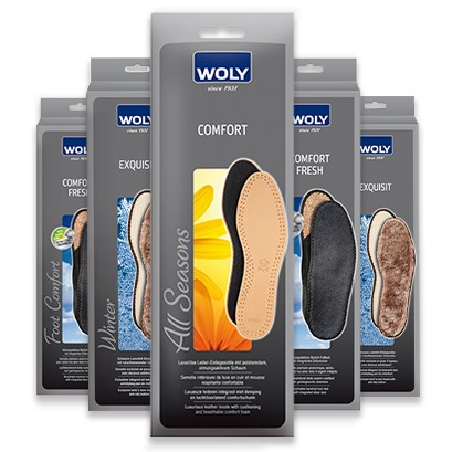 Woly Insoles & Grips