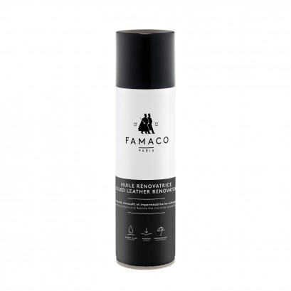 Famaco Oiled Leather Renovator 250ml Spray