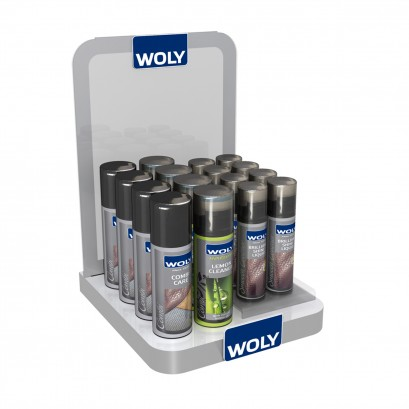 Stand Woly Counter Display  Portrait