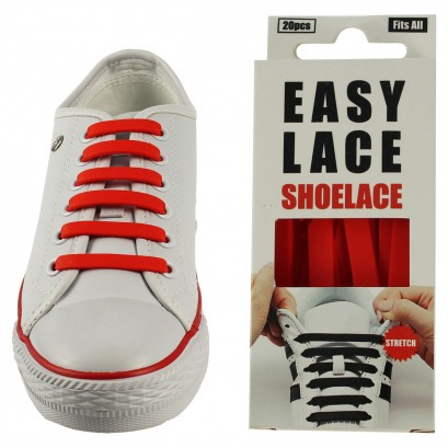 Red Easy Lace Box