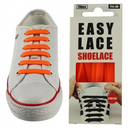 Orange Easy Lace Box