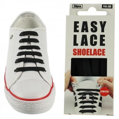 Black Easy Lace Box