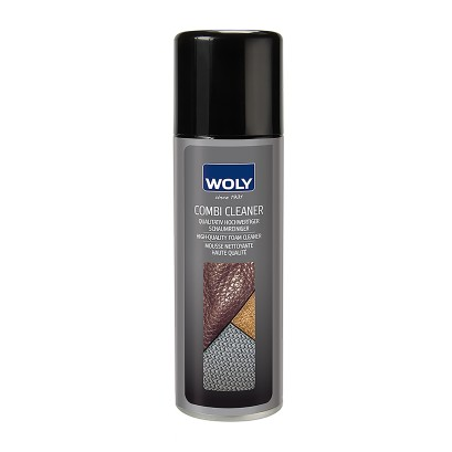 Woly Combi Cleaner, Leather, Suede & Fabric