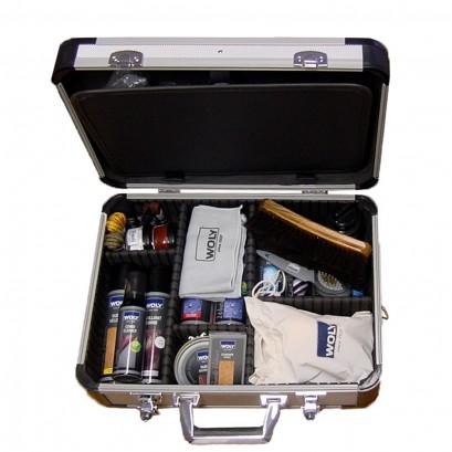 Woly Kit Hamper Luxury Complete Shoe Care Kit
