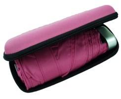 Umbrellas Fuchsia Pink