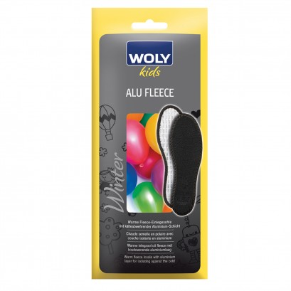 Woly Alu Fleece Childs Insoles Select Size