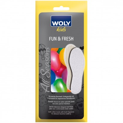 Woly Fun & Fresh Childs Select Size