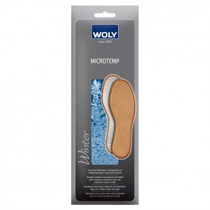 Woly Microtemp Insoles Select Size