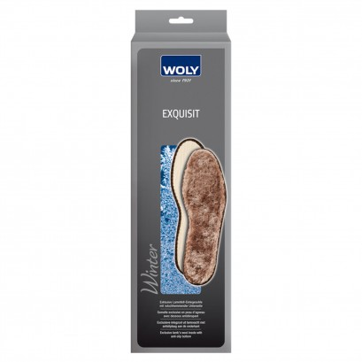 Woly Exquisit Insole Select Size