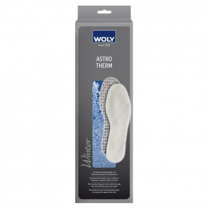 Woly Astro Therm Insole Select Size