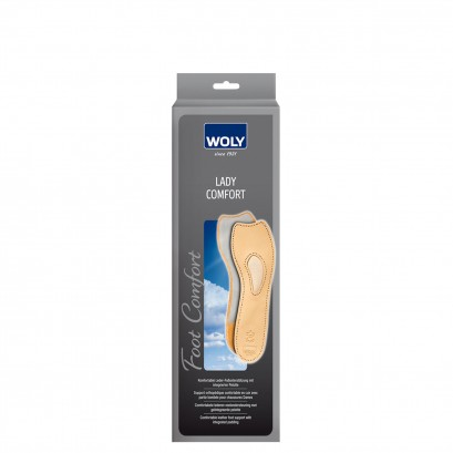 Woly Lady Comfort Insoles Select Size
