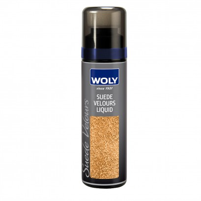 Woly Suede/nubuck Dark Blue (ocean) 75ml