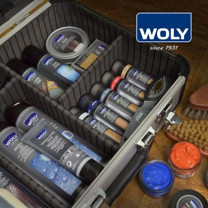 755 Woly Shoe Care