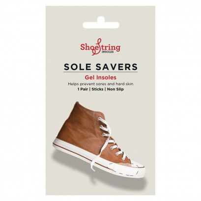 Shoestring Sole Saver Half Insoles Pair