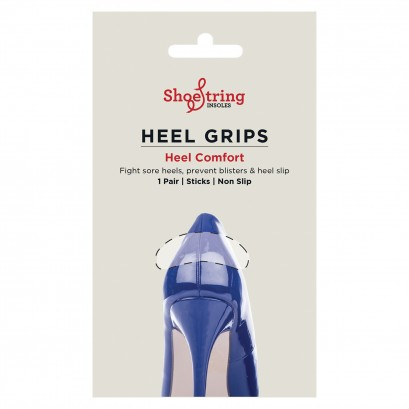 Shoe String Heel Grip 1 Pair