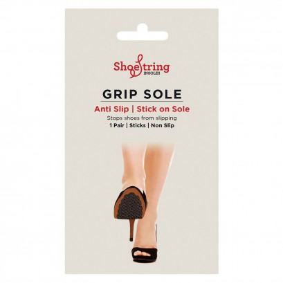 Shoe String Grip Sole 1 Pair