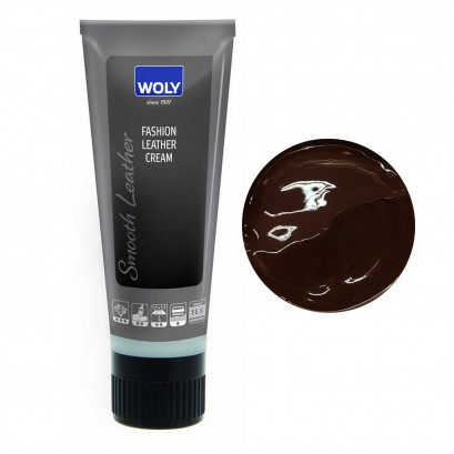 Woly Fashion Leather Cream Chestnut 75ml