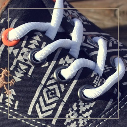 Knobbly Sport Laces