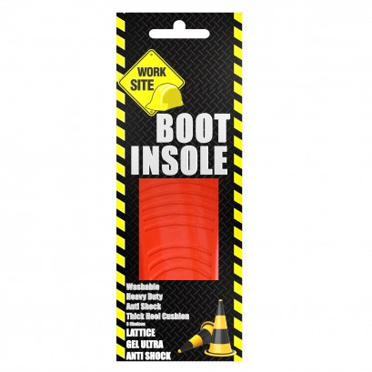 Worksite Insoles Moulded Insole
