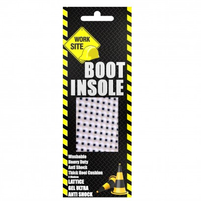 Worksite Insoles Lattice Comfort Insole