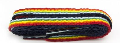Sneaker Rainbow Stripe Laces