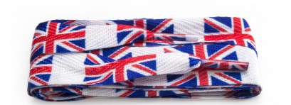 Sneaker Union Jack Wide