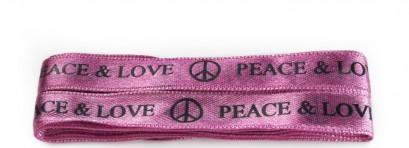 Sneaker Peace & Love Laces
