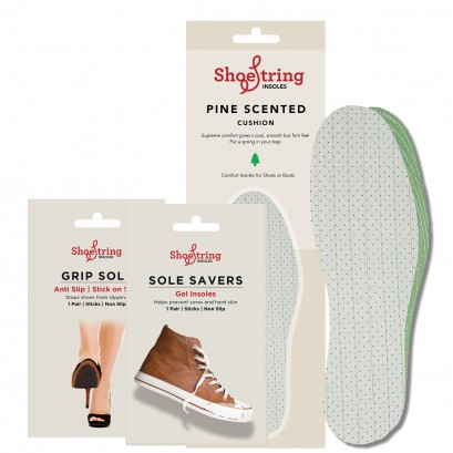 Insoles,, Supports & Grips