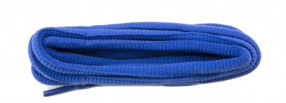 Royal Blue 114cm Oval Laces 6mm