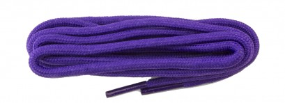 Purple Dm Polyester Cord Laces