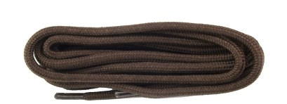 Brown Dm Polyester Cord Laces