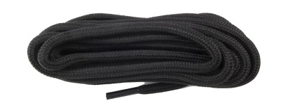 Black Dm Cord Laces