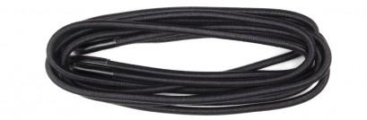 Black 75cm Elastic Laces