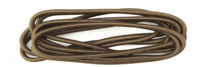 Light Brown 75cm Elastic Laces