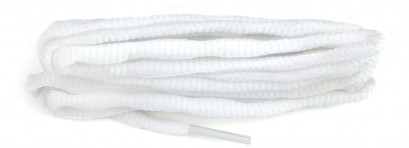 White 114cm Knobbly Oval Firm Knot