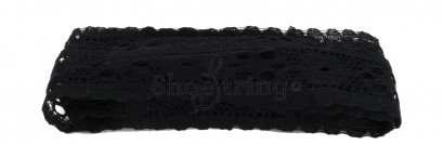 Fashion Laces Black
