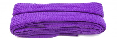 Purple 100cm Block Laces