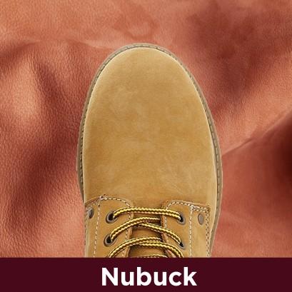 Nubuck Care