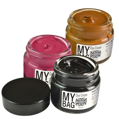 My Bag Renovation Dye Cream - Select Colour