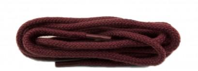 Dark Burgundy Cord Round Laces