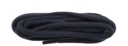 Navy Round Cord Laces Select Length